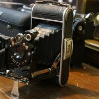 กล้องถ่ายรูปโบราณ เครื่องฉายหนัง